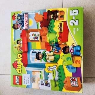 LEGO Duplo My Town set