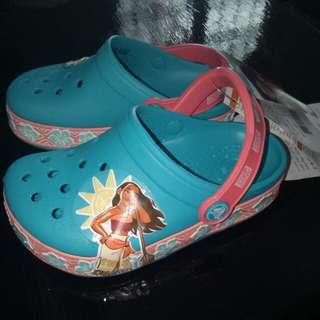 Authentic Crocslights Moana