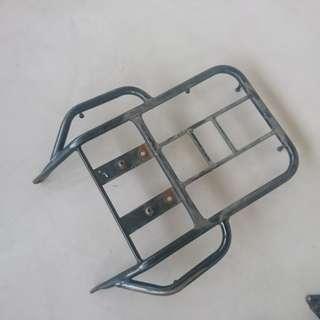 Honda XR 400 Original top rack