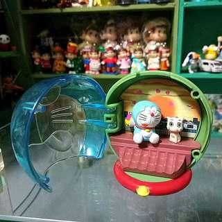 哆啦A夢與小咪