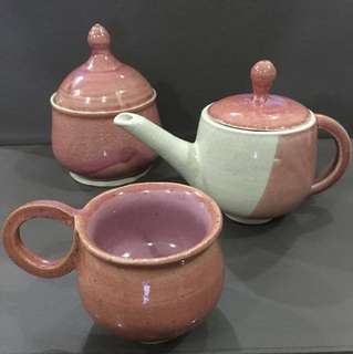 Teapot Set for one
