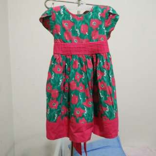 Poney dress for girl