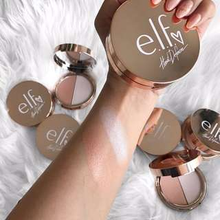 e.l.f. elf Heart Defensor Highlighter Palette