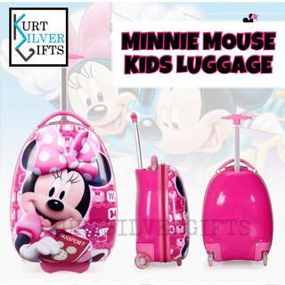 Minnie Mouse kids luggage