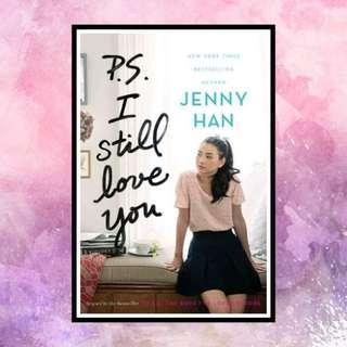 P.S. I Still Love You E-book • Google Playbooks & iBooks