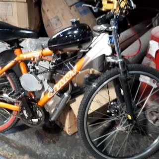 bike macine
