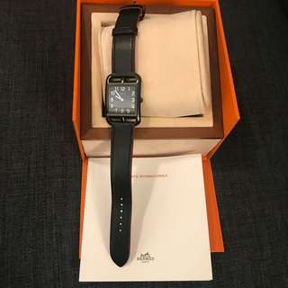 Hermes cape cod TLC limited edition watch