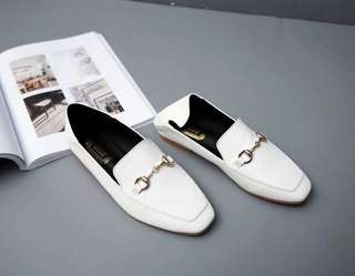 White Loafers (Brand New)