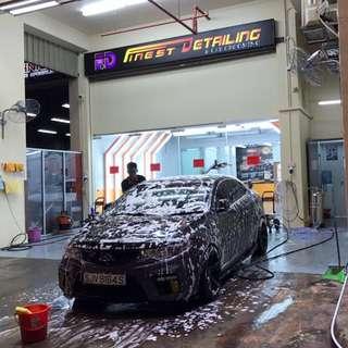 Car Wax / Car Polish / Waxing / Car Spa / Car Polishing