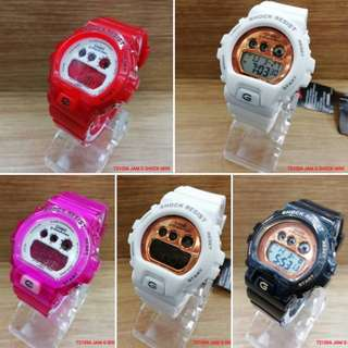 UPDATE 21/3/2018♥T2103A JAM G SHOCK MINI