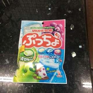 日本味覺軟糖