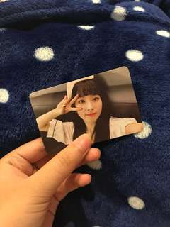 Seulgi The Perfect Red Velvet Official Photocard