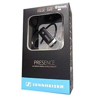 Sennheiser Presence Bluetooth Hands-free Earset for Smartphones