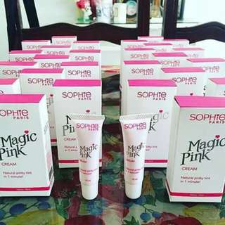 SOPHIE PARIS MAGIC PINK