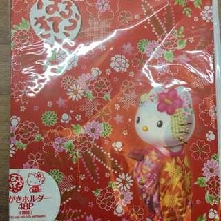 Hello Kitty 相片簿 48P