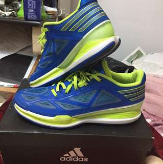 Adidas crazylight 3 US:9 九成新 正品