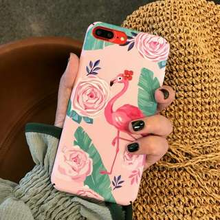 Flamingo Iphone case