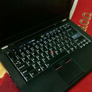 LENOVO thinkpad core i5