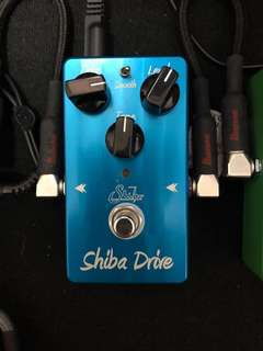 Suhr Shiba Drive in Mint condition With Box