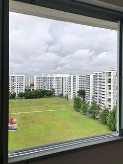 ✨Beautiful View! ✨ - 1 min to Khatib MRT [Yishun] 4-Room HDB Flat Rental