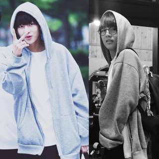 BTS V Unofficial Hoodie