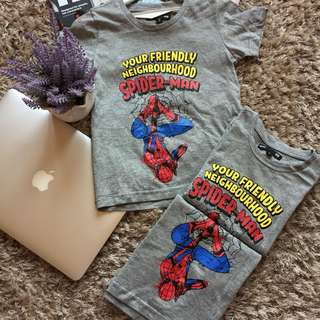 H&M Spiderman [4-8y]