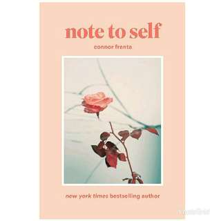 (Ebook) Note to Self - Connor Franta
