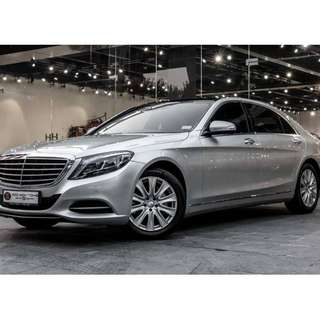 2015 Used Mercedes Benz S350 CDI