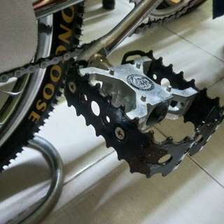 Bmx pedal mongoose 1pcs opc
