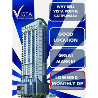 Few units left !! accessible condo in katipunan for only 15,000 monthly