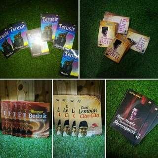 Buku HAMKA dari Indonesia