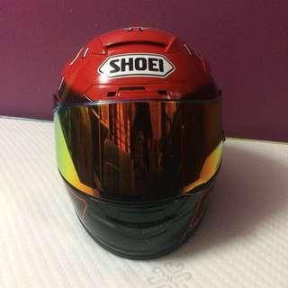 Shoei Helmet marquez