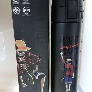 海賊王熱水壺500ml