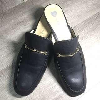 穆勒紳士淑女拖鞋