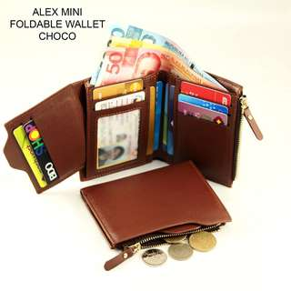 ALEX FOLDABLE WALLET