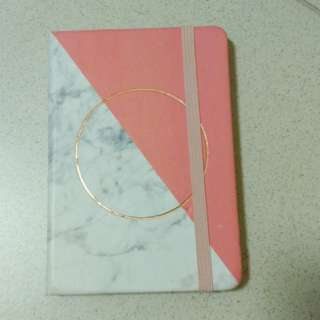 A6 lined hardcover Notebook
