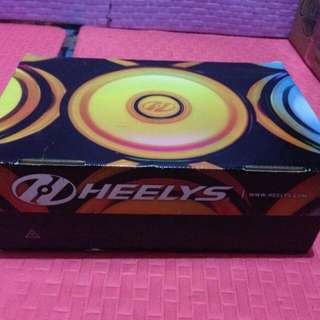 HEELYS rubber shoes for girl