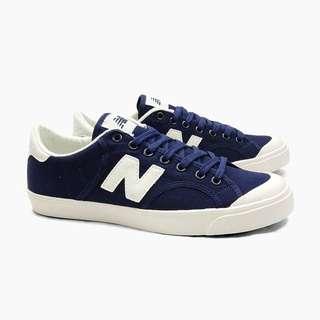 🚚 New balance210 proctsac 藍色帆布鞋 24.5號 (二手)