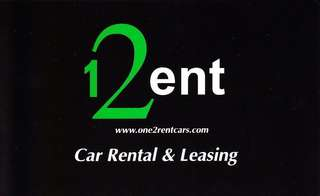 One2rent cars leasing and private hire