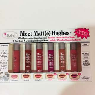 Authentic The Balm Lips Matte