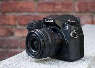 Kredit Panasonic Lumix DMC-G7 Kit 14-42mm Dp ringan tanpa cc