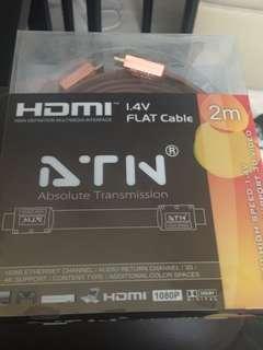ATN HDMI線1.4V 2m