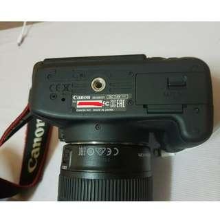 Canon 700D 機身配雙鏡頭,保證公司貨
