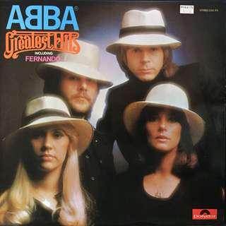 ABBA Greatest Hits 【12寸】唱片