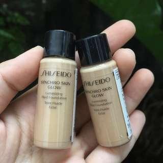 Shiseido Liquid fondation