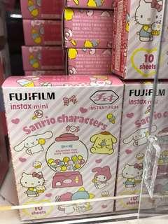 Fujifilm 富士 拍立得即影即有相紙 instax mini films Sanrio character