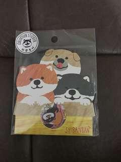 可愛小狗貼紙