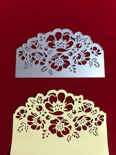 Border flowers scrapbooking Cutting Die