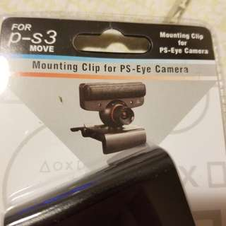 PS3 Eye Mounting Clip PS3鏡頭坐