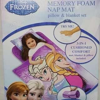 Frozen Pillow and Blanket Set